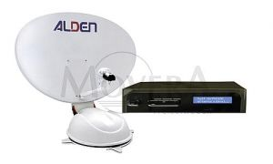 Antena satelitarna ALDEN AS 3 60 S.S.C TWIN