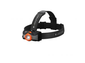 LATARKA LEDLENSER MH7 BLACK ORANGE BOX